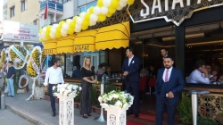 Sohbetin keyfli adresi Satafat Café