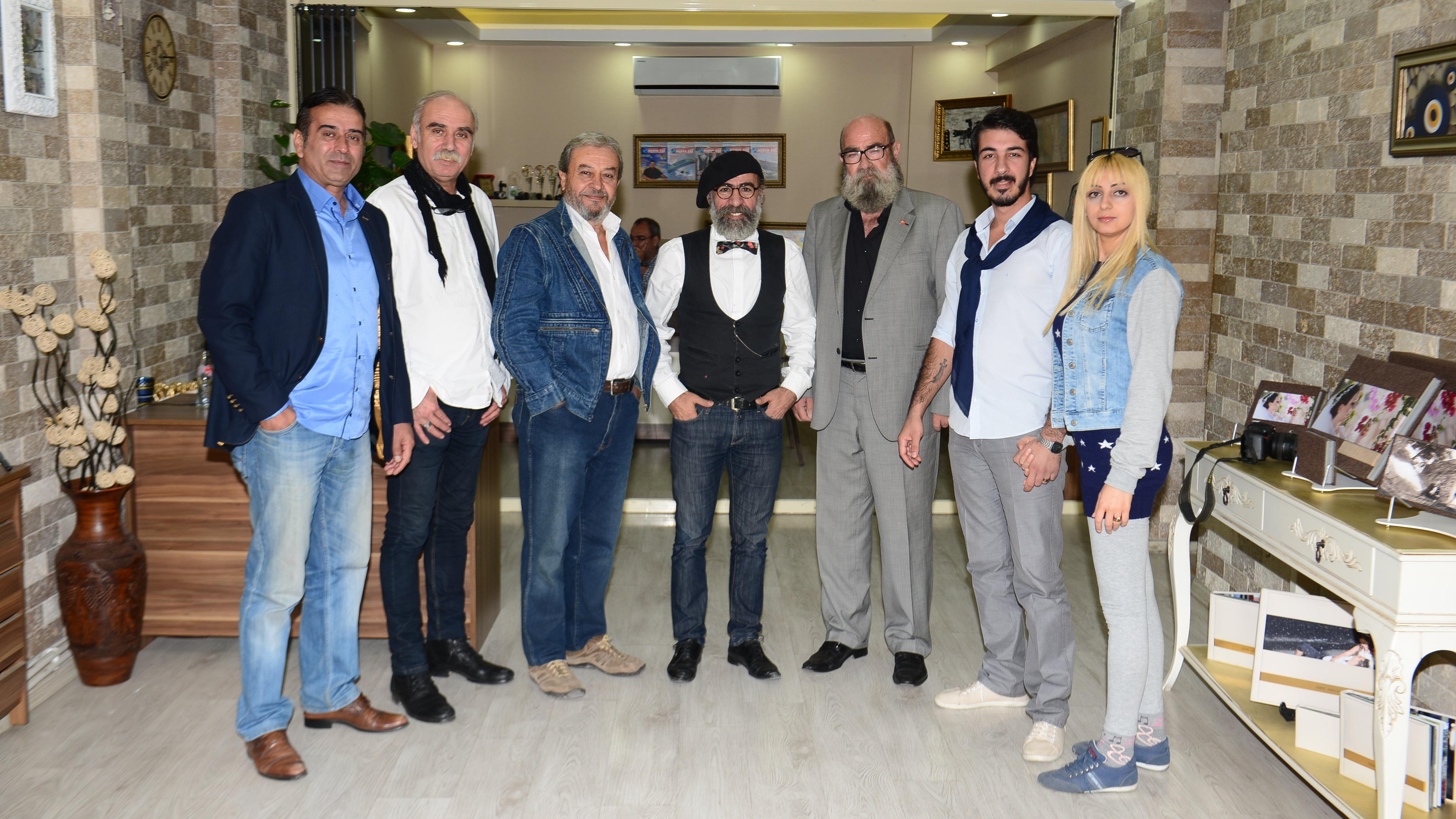İzmir'de festival düzenleniyor.