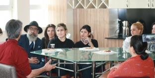 Dünyaca ünlü Kuaför Harun Cici Ustalarla  Buluşma Etkinliğinde