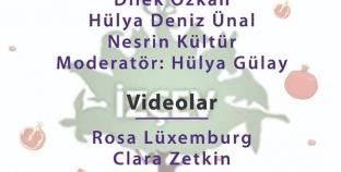 İZ ÇEV 8 mart dünya emekçi kadın NAR günü şiir li kutlama