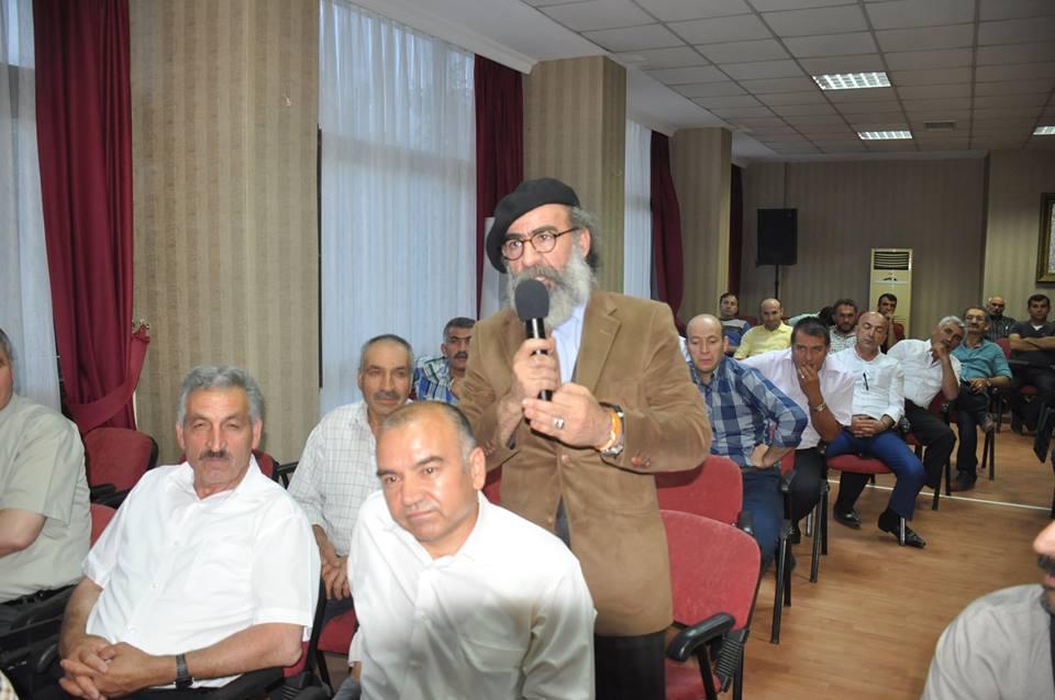 Uzundere HES projesinin iptali için İzmirli Erzurumlular devrede