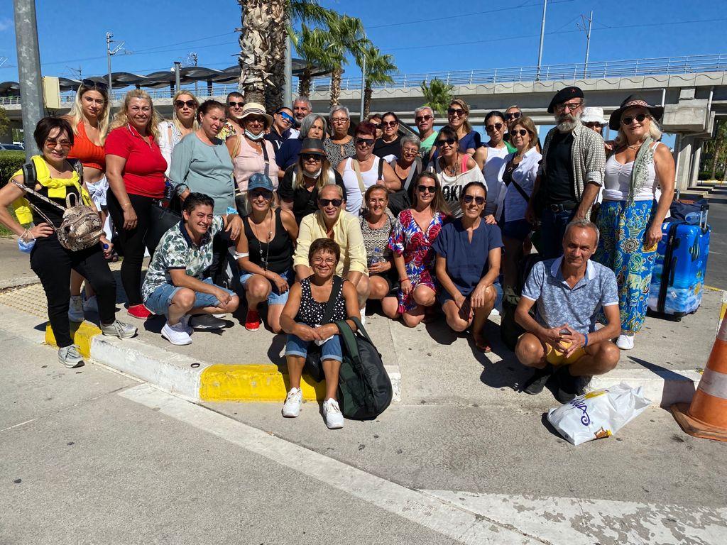 Gezen Tavuk' lar Gezi Grubu Antalyada